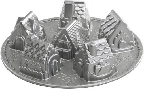Forma na 6 minibáboviek Nordic Ware Village, 1,5 l
