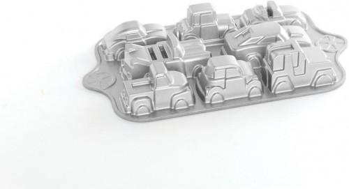 Forma na 8 minibáboviek Nordic Ware Cars, 1,2 l