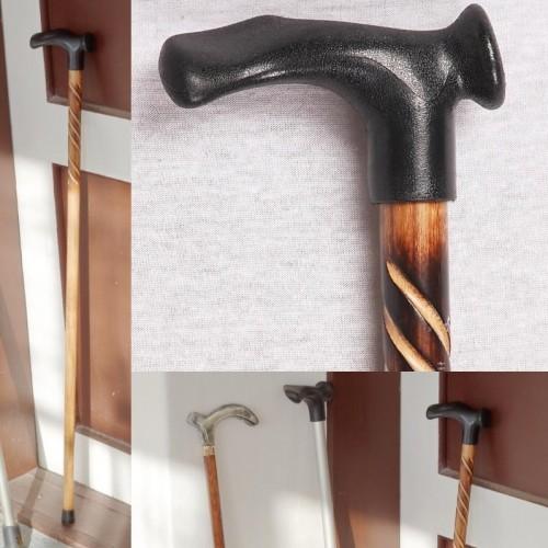 Vychádzková palica drevená 88cm