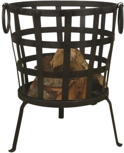 Záhradné ohnisko prenosné liatina 54cm