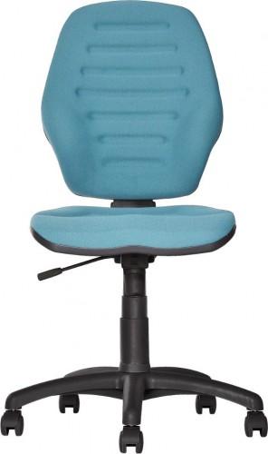 NOWY STYL Master 10 Activ 1 detská stolička na kolieskach modrá / čierna