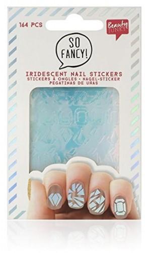 Sada nalepovacích samolepiek na nehty NPW Beauty Junky Nail Stickers