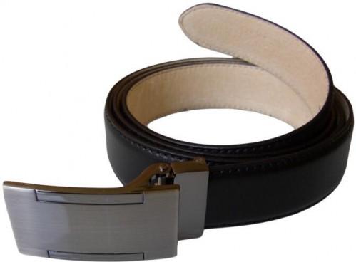 N.Ties Pánsky kožený opasok OKPS002 115 cm