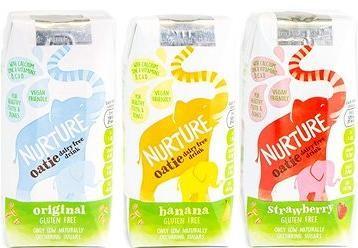 Natural Immune Products Nurture Oatie dairy free drink 12x200ml Mix