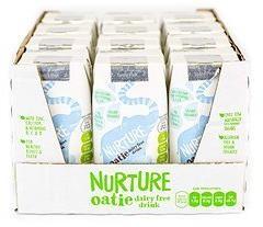 Natural Immune Products Nurture Oatie dairy free drink 12x200ml Original