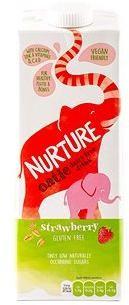 Natural Immune Products Nurture Oatie dairy free drink 1l Strawberry