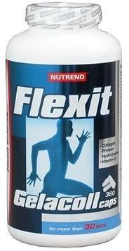 Nutrend Flexit Gelacoll, 360 kapslí,