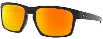 OAKLEY Sliver VR46 Polished Black w/Fire Irid