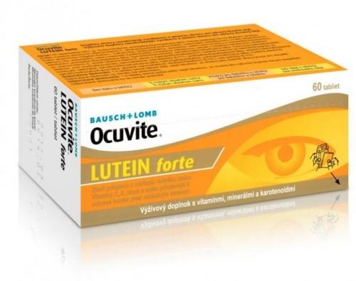 OCUVITE LUTEIN FORTE tbl 60 ks