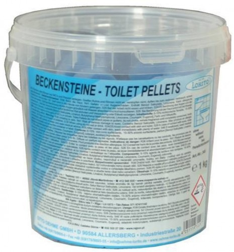 Tablety do pisoáru Oehme 1 kg (EG402)