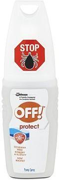 OFF! rozprašovač repelentní přípravek 100 ml