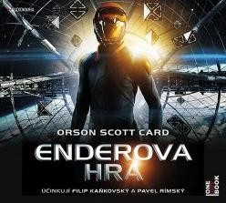Enderova hra - audiokniha CDmp3