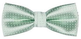 ONLY&SONS Pánsky motýlik Theo Satin Bow Tie Grayed Jade