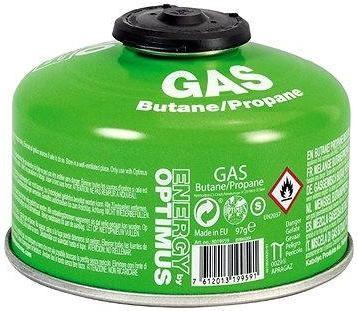 Kartuše a palivové flaše