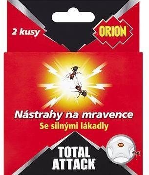 ORION Total attack nástraha na mravence