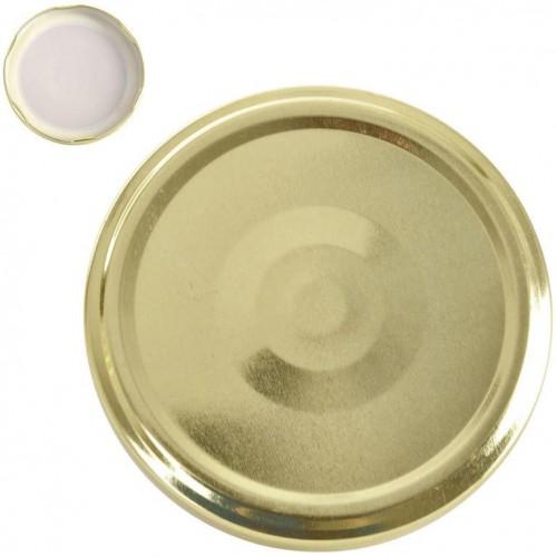 Viečka na zaváracie poháre 8,2 cm 10 ks