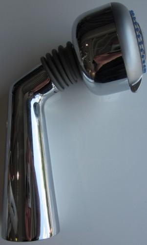 OSTATNÉ Flexton Lusso Twister happy - pevná sprcha, chróm, TEFL 80M23