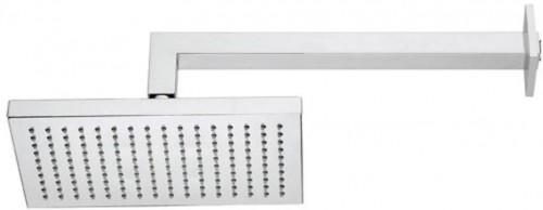 OSTATNÉ Flexton Prisma - pevná sprcha, 14x25 cm, chróm, TEFL 72H14