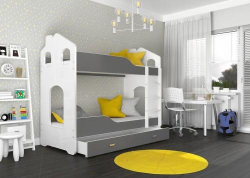 Detská posteľ Ourbaby Dominik 180x80 cm