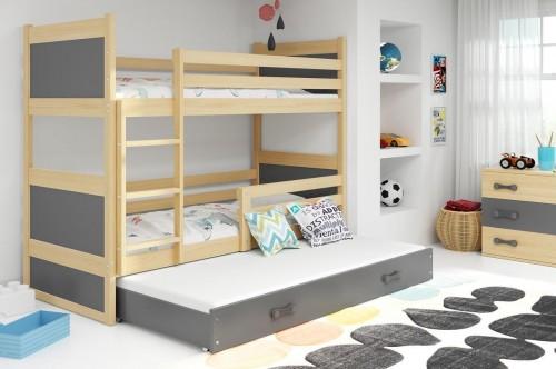 Detská posteľ Ourbaby Rocky 200x90 cm