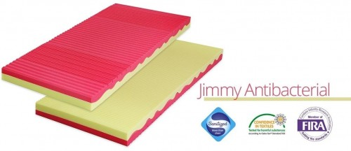 Matrace Ourbaby Jimmy Antibacterial 200x90 cm