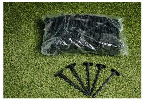 Plastový kolík 15cm - balenie 100 ks