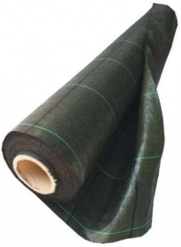 Tkaná agrotextília 90g/m²   2,1x50m   105m²   čierna