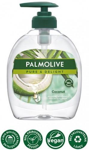 Palmolive Tekuté mydlo Pure & Delight Coconut (Hand Wash) 300 ml