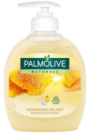 Palmolive Tekuté mydlo s výťažkami z mlieka a medu Natura l s (Nourishing Delight Milk & Honey) 750 ml - ZĽAVA - preliačený obal