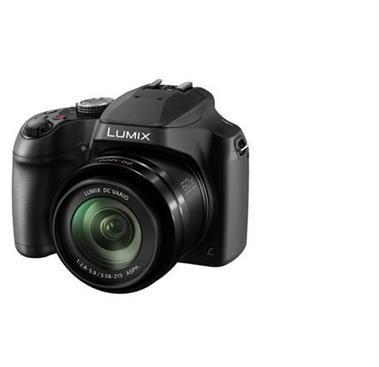 Fotoaparát Panasonic DC-FZ82 (18 Mpx, 60x wide zoom, 4K, 3