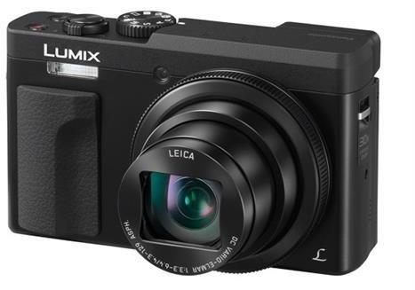 Fotoaparát Panasonic DC-TZ90 black (20 Mpx MOS, 30x zoom LEICA, 4K, 3
