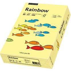 Farebný papier do tlačiarne Papyrus Rainbow Color A4, 88042297 A4, 80 gm², 500 listov