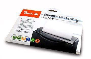 Peach olejový papír PS100-00