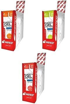 Penco Energy gel LONG TRAIL, 35g, 25 ks