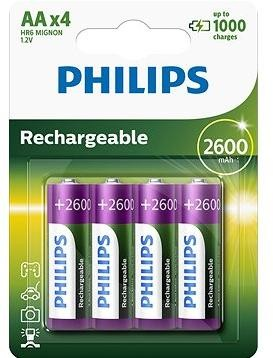 Philips R6B4B260 4 ks v balení