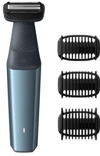 Zastrihávač telový Philips Series 3000 BG3015/15 modr