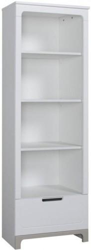 Bielo-sivá knižnica Pinio Mini