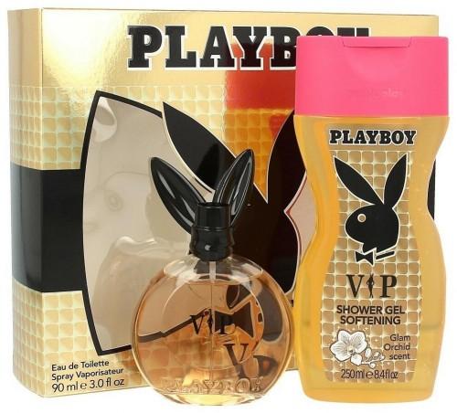 Playboy Women VIP EDT 40ml + 250ml sprchový gél darčekový set