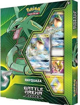 Pokémon TCG: Battle Arena Decks - Rayquaza