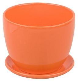 Kvetináč Orange s podmiskou 4 veľkosti