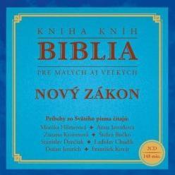 Biblia nový zákon - audiokniha
