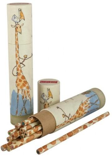 Sada 12 ceruziek s puzdrom Roald Dahl by Portico Designs