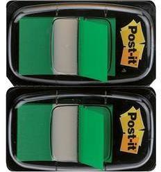 Samolepiace záložky - prúžky Post-it 680-GN2, 1 ks