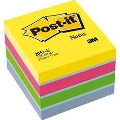 Samolepiaci blok Post-it 2051-U, (š x v) 51 mm x 40 mm, ultra modrá, ultra žltá, ultra zelená, ultra ružová, 400 listov