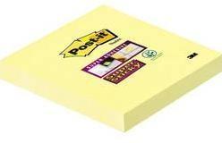 Samolepiaci blok Post-it 7000048173, (š x v) 76 mm x 76 mm, žltá, 90 listov