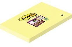 Samolepiaci blok Post-it 7000048175, (š x v) 127 mm x 76 mm, žltá, 90 listov