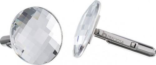 Preciosa Manžetové gombíky Crystal 7182 00