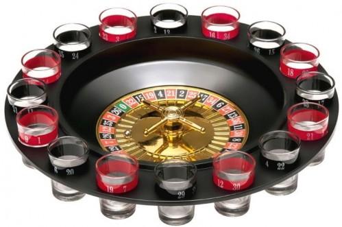 Alkoholová hra Premier Housewares Roulette