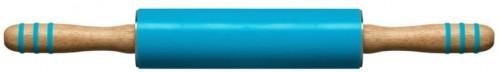 Modrý silikónový valček Premier Housowares Zing
