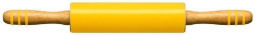 Žltý silikónový valček Premier Housowares Zing